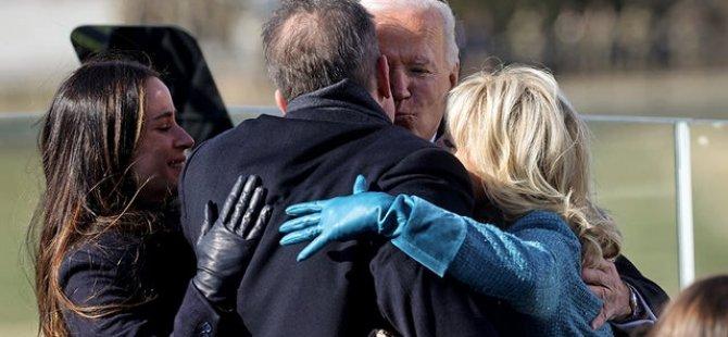 Joe Biden: Beyaz Saray'da hiçbir aile ferdime görev verilmeyecek