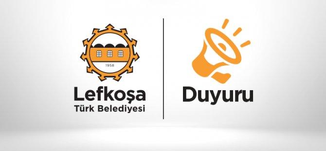 Lefkoşa Türk Belediyesi, Hizmet Verecek Şubelerinde Çalışma Saatlerini Düzenledi