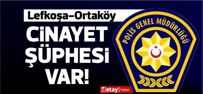 Lefkoşa'da 34 yaşında evinde ölü bulundu! Cinayet şüphesi var!