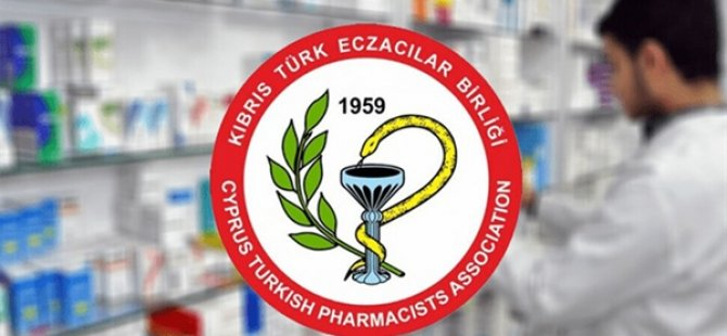 Lefkoşa, Girne Ve Gazimağusa'daki Eczaneler 8.00-15.30 Arasında Dönüşümlü Çalışacak
