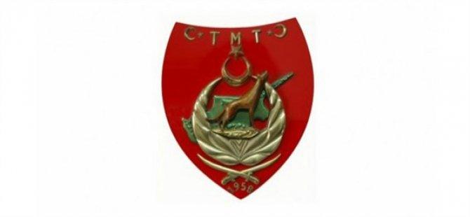 Kıbrıs TMT Mücahitler Derneği Rıza Vuruşkan'ı Andı