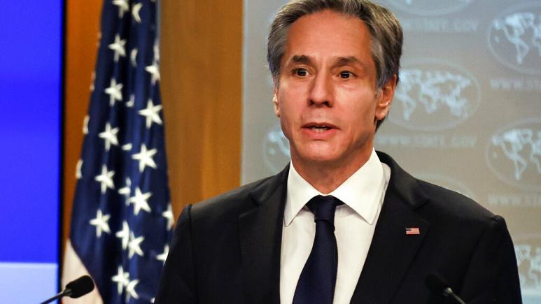 ABD Dışişleri Bakanı Blinken'dan Çin'e Uygur Türkleri ve Hong Kong uyarısı