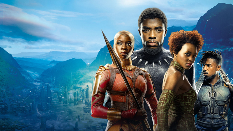 Black Panther dizi oluyor