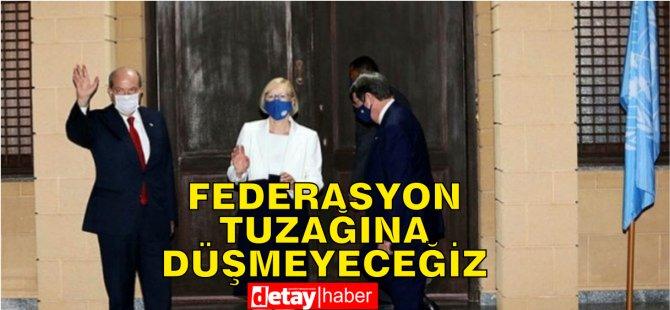 """Tatar konuştu...""""Federasyon tuzağına düşmeyeceğiz"""""""