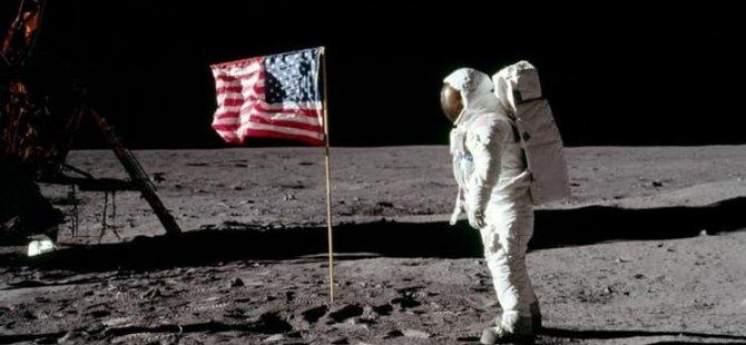 Astronot Alan Shepard'ın Ay'da kaybettiği golf topları 50 yıl sonra bulundu