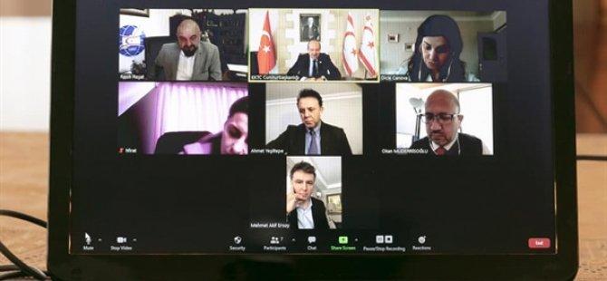Cumhurbaşkanı Tatar'ın açıklamaları Türkiye basınında
