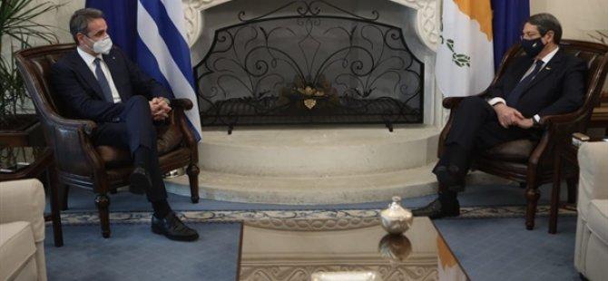 Rum Yönetimi İle Yunanistan Beşli Konferans Öncesinde Kırmızı çizgilerini Belirledi