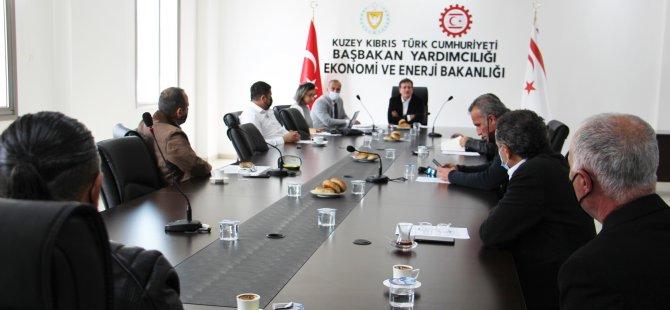 Spor Dairesi Genel Yönetim Kurulu toplandı