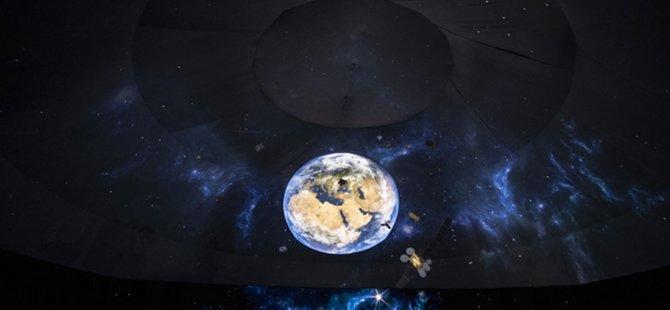 Türkiye'nin 'Milli Uzay Programı'ABD basınında ilgi gördü