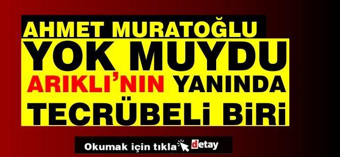 Muratoğlu: Πώς χρησιμοποιεί το ıAD το Arıklı ως αγγελιοφόρος;