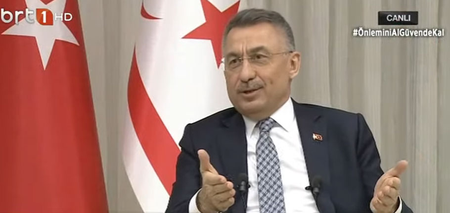 """""""Türkiye'deki aşılama hangi aşamada gidiyorsa bu KKTC'ye de yansıtılacaktır"""""""