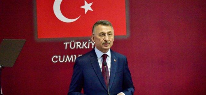 """Oktay: """"Kıbrıs Türkünü Haklı Davasında Bir Gün Bile Yalnız Bırakmayacağız, Her Şartta Yanınızdayız"""""""