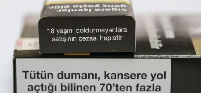 Türkiye'de zincir marketlere sigara satışı yasağı geliyor
