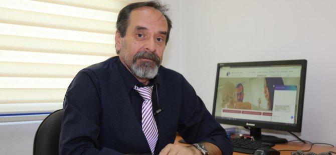 """Yrd. Doç. Dr. Aydın Meriç, """"Sigara ve koronavirüs hastalığı"""" ile ilgili açıklamalarda bulunarak, detaylı bilgiler aktardı."""