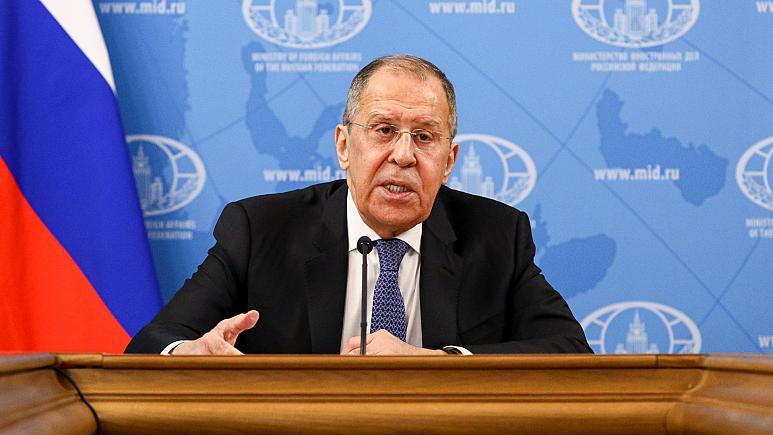 Lavrov: Yaptırım olursa, AB ile ilişkilerimizi koparmaya hazırız
