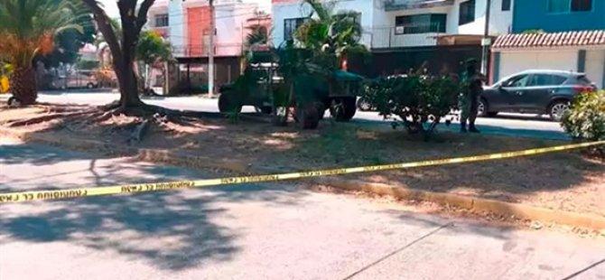 Meksika'da İçinde İnsan Kalıntılarının Olduğu 18 Çanta Bulundu