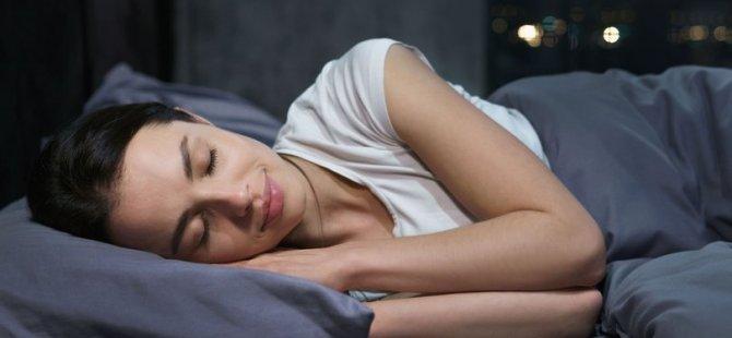Gece yeterli uyku yaraların iyileşme sürecini hızlandırıyor