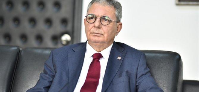 İçişleri Bakanı Kutlu Evren'den başsağlığı mesajı