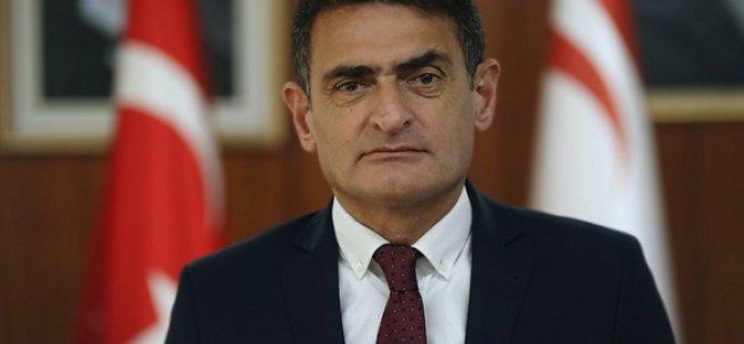 Maliye Bakanı Dursun Oğuz'dan Türkiye'ye taziye mesajı