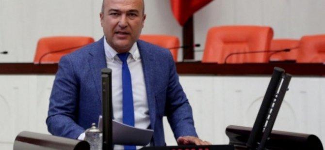 CHP'li Murat Bakan'dan Garê tepkisi: Neden hiçbir şey yapmadınız bunun hesabını verin