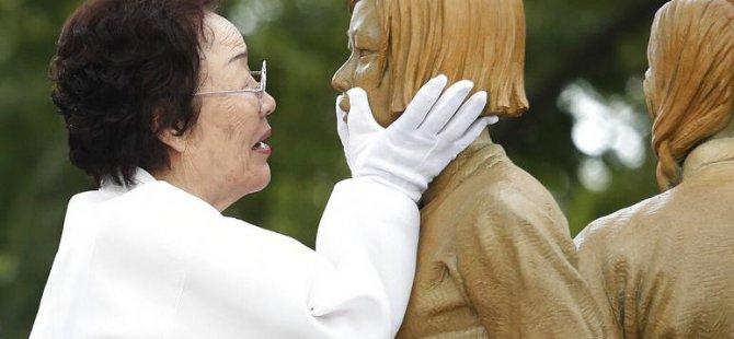 Güney Kore mahkemesi II. Dünya Savaşı'ndaki 'seks köleleri'ne Japonya'nın tazminat ödemesini emretti
