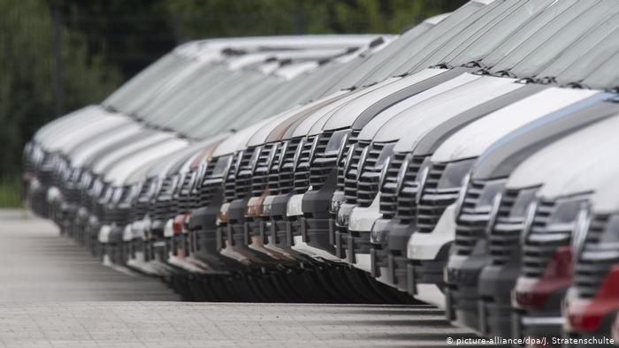 Avrupa otomobil piyasasına korona darbesi