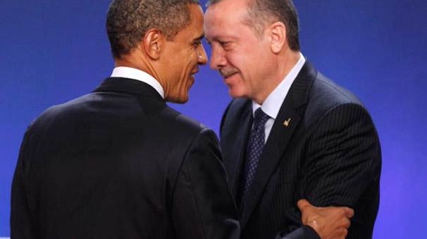 Obama'dan Erdoğan'a Kıbrıs Teşekkürü