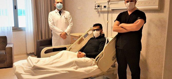 Yakın Doğu Üniversitesi Hastanesi'nden Pandemiye Rağmen Sağlık Turizmi Atağı
