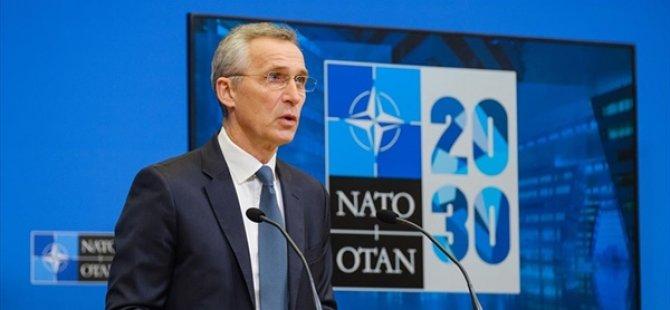 AB ve NATO'dan ABD'ye, RUSYA ve ÇİN'e Karşı Birliktelik Çağrısı