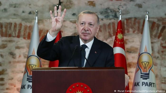 Erdoğan: ABD ile iş birliğimizi güçlendirmek istiyoruz