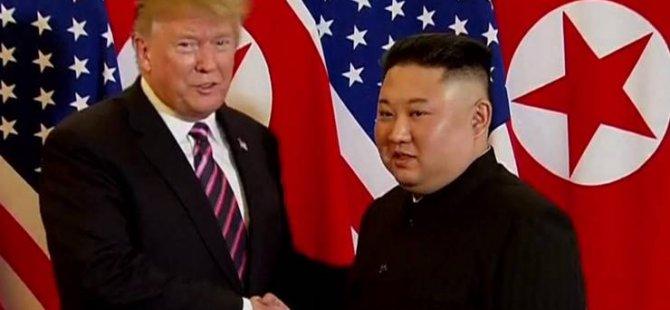 Trump, Kuzey Kore liderini Air Force One ile eve bırakmayı teklif etmiş: Seni iki saatte götürürüm