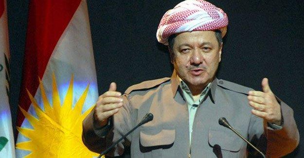 Mesut Barzani: Kürdistan halkı kendi kaderini tayin etme sürecinde, bu imkân ertelenemez