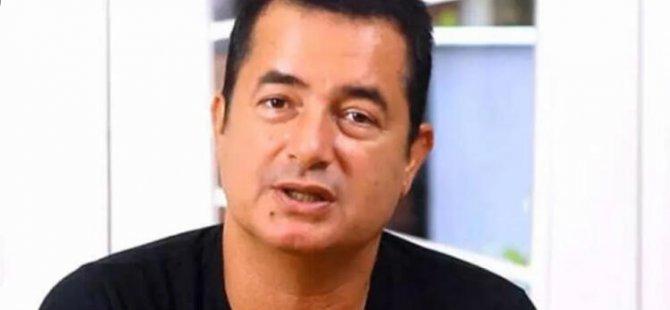 Δημοσιογράφος Hakan Erol: Ο Acun Ilıcalı παίζει ενεργό ρόλο στην περίοδο που βρίσκεται στην κοινότητα.