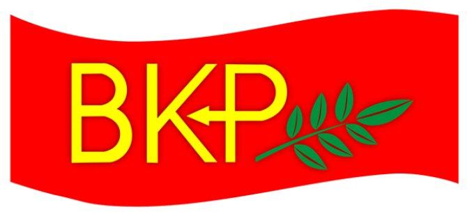 BKP Başkanı İzcan Hükümeti Eleştirdi