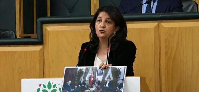 Pervin Buldan: Soylu'nun, milletvekilimizin Gare'ye gittiğine dair sözleri yalan