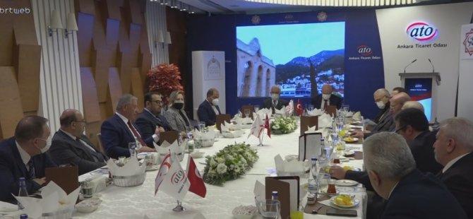 Ekonomik Örgütler Platformu'ndan Oktay görüşmesi sonrası açıklamalar
