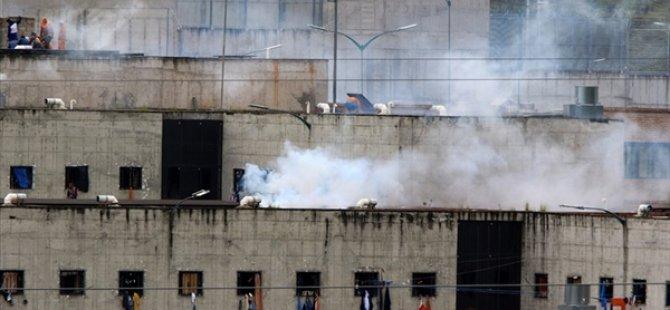 Ekvador'da Hapishanelerde İsyan Çıktı: 50 Ölü