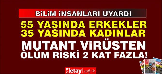 Veri analizi: Mutant virüsler daha ölümcül olabiliyor