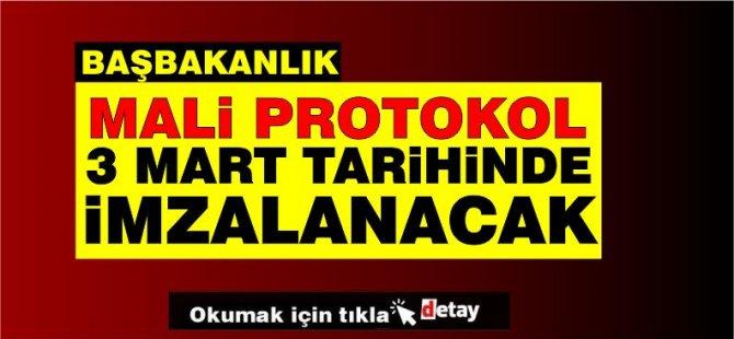 Başbakanlık:TC-KKTC 2021 yılı İktisadi ve Mali İşbirliği Protokolü 3 Mart'ta Ankara'da imzalanacak