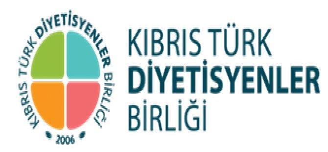 Kıbrıs Türk Diyetisyenler Birliği'nden Uyarı