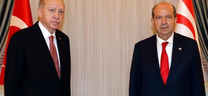 Cumhurbaşkanı Ersin Tatar, Recep Tayyip Erdoğan'ı arayarak doğum gününü kutladı
