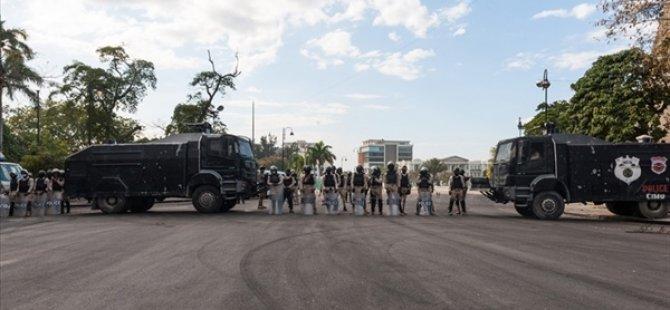 Haiti'de Hapishaneden Kaçma Girişiminde 6'sı Mahkum 25 Kişi Öldü