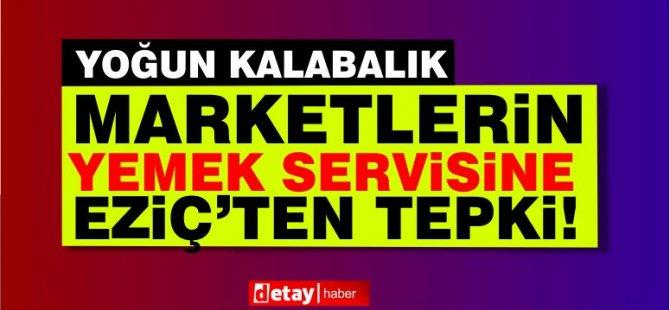 Mehmet Eziç'ten tepki!
