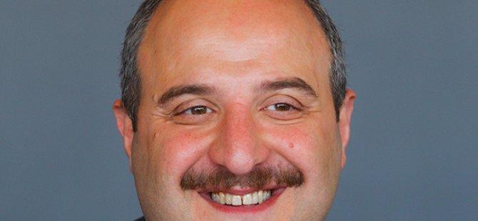 TC Sanayi ve Teknoloji Bakanı Mustafa Varank: Türkiye bir uzay ülkesi
