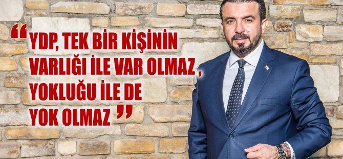 Zaroğlu, adaylık gerekçelerini  yayınladığı video ile duyurdu