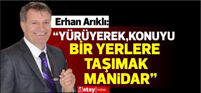 Başbakan Yardımcısı, Ekonomi ve Enerji Bakanı Erhan Arıklı, basın örgütlerinin yürüyüşüyle ilgili konuştu