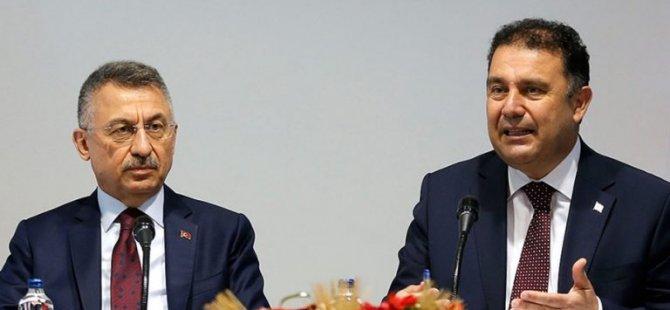 TC Cumhurbaşkanı Yardımcısı Oktay, Başbakan Saner ile görüşecek