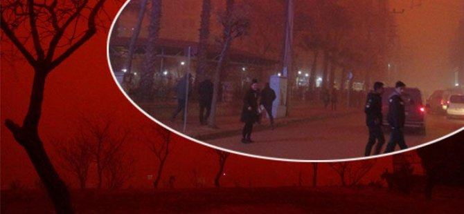 Türkiye'ye Ölümcül uyarı! 'Sakın dışarıya çıkmayın, camları açmayın'