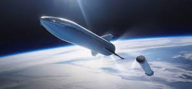 Spacex'in Mars'a Göndermeyi Planladığı Starshıp Aracı, Deneme Uçuşu Sonrası Yerde İnfilak Etti