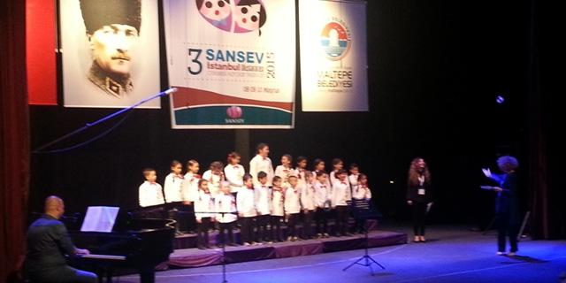 """""""Çocuklarımızın sesiyle"""" Dünya Müzik Günü Konseri"""
